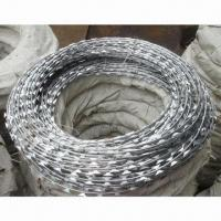 Wholesale Razor Barbed Wire with BTO10, BTO-22, BTO-30, CBT-60, CBT65 from china suppliers