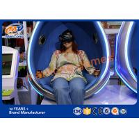 Easy Operate 9D VR Simulator 360 Degree Games With Special Effects
