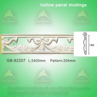 Wholesale Polyurethane Decorative center hollow mouldings for light decoration from china suppliers