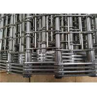 Wholesale Industrial Heavy-duty Conveyor Belt Stainless Steel Wire Mesh Conveyor Belt from china suppliers