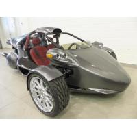 Wholesale Custom 1649cc Tri Wheel Motorcycle With 2 Seats / Powered Engine from china suppliers