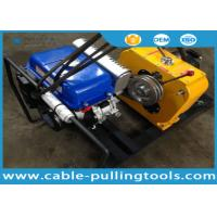 Wholesale Yamaha Winch 8 Ton With Petrol Engine Powered Winch Stringing Equipment from china suppliers