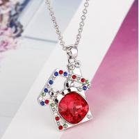 Wholesale Ref No.: 109020 Colorful igloo Necklace  jewellery stores online wholesale accessories and jewelry from china suppliers