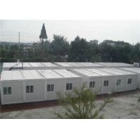 Wholesale Light Weight  Flat Pack Container House Earthquake Resistant School For Students from china suppliers