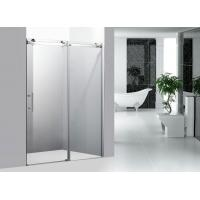 Wholesale 8 mm Tempered Glass Shower Doors / Sliding Bathroom Door 1200 × 1900 MM from china suppliers