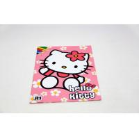 Wholesale Hello Kitty Nontoxic Saddle Stitch Book Printing And Binding for Student from china suppliers