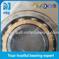Wholesale P5 Precision Brass Cage NTN 7318BL1GD2/GNP5 Angular Contact Ball Bearing from china suppliers