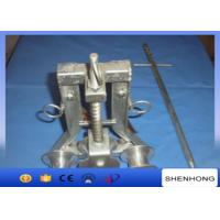 Wholesale Grounding pulley block for tensioning erect wires , ACSR or earthwire from china suppliers
