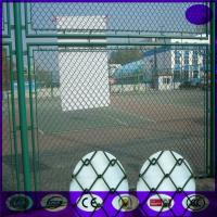 Wholesale 50*50mm opening  pvc coating 15m roll length Chain link Fencing from china suppliers