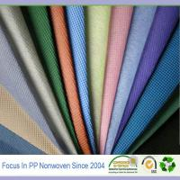 Wholesale 100% polypropylene spunbond non-woven fabric from china suppliers
