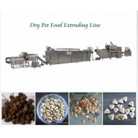 Wholesale Full Automation Dental Care Pet Food Production Line 800 - 1000kg/Hr Type from china suppliers