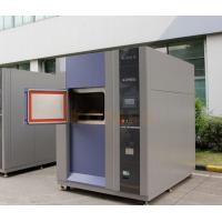 Wholesale CE Mark High and Low Temperature 3-Zone Thermal Shock Testing Chamber from china suppliers