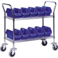 Wholesale NSF Metal Utility Cart/Metal Service Trolley for Hospital from china suppliers