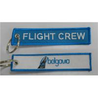 Wholesale Flight Crew Belgavia Made By Twill + Ring With Merrow Border Accept Custom from china suppliers