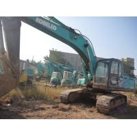 Wholesale SK250-8 used kobelco excavator japan dig machines from china suppliers