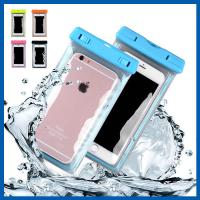 Wholesale Heavy Duty Cell Phone Accessory Waterproof Iphone 6 Plus Bag Dirt Proof from china suppliers