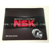 Wholesale Shockproof Rubber Desk Pad / Mat Anti-Slip With Full Colors Printing from china suppliers