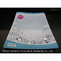 Wholesale Two Layers 95 Micron Durable Clothing Plastic Packaging Pouch For Underpants from china suppliers
