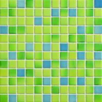 Wholesale 23x23mm Kitchen Ceramic Mosaic Wall Tiles from china suppliers