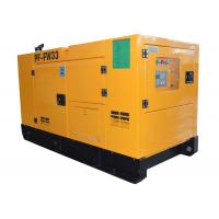 Wholesale Fawde Three Phase Water Cooled 25KVA Diesel Generator Silent Generator Set for Home Use from china suppliers