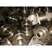 Wholesale Customized Aluminium / Brass Precision CNC Machining For Machine Tool  Machinery Equipment from china suppliers