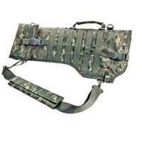 Wholesale 24 Inch Tactical Double Rifle Case , Camo Molle Gun Case Scabbard from china suppliers