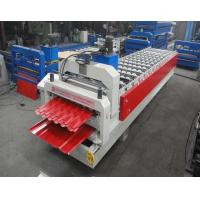 Wholesale Glazed tile and trapezoidal double sheet roll forming machine from china suppliers