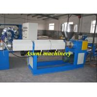 Wholesale Fiber Reinforced Soft Pvc Pipe Manufacturing Machine Soft Pipe Extrusion Line from china suppliers