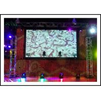 Wholesale Nice P 6 Large Indoor Advertising LED Display Screen long life span from china suppliers