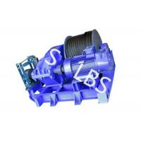 Wholesale Customized Lebus Groove Drum Light Duty Electric Winch 5 Ton With Little Noise from china suppliers