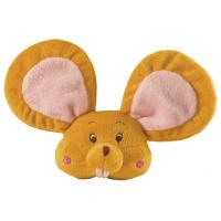 Quality Washable Miniature Dog Toys With Squeaker Big Ear Family Series for sale