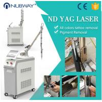 Quality 1064  and 532nm  skin rejuvenation salon ND Yag laser tattoo removal, beauty equipment for sale