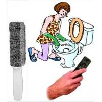 Wholesale Pumice Scouring Stick (4 pack) toilet cleaner, toilet ring remover , pool cleaning stone from china suppliers
