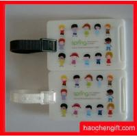 Wholesale lugggage tag from china suppliers