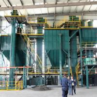 China Industrial Green Sand Moulding Machine Customized Power For Foundry Moulds on sale