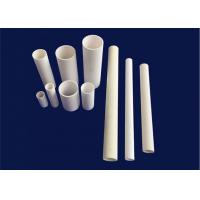 Quality Industrial Machining Alumina Ceramic Tubes Type 95 99 Al2O3 Alumina Tube for sale