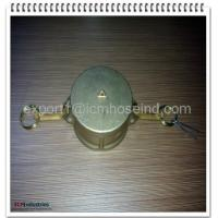 Wholesale Brass connect Kamlok quick Coupling dust cap from china suppliers