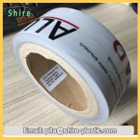 Wholesale Black & White Low Tack Surface Protection Film Tape For PVC / ABS Sheet from china suppliers