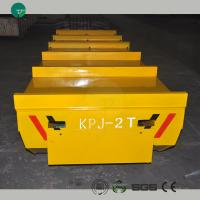 Wholesale Motorized cable drum power transfer trolley long distance interbay transport from china suppliers