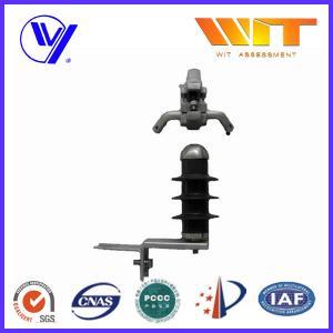 Wholesale C Type Gap Metal Oxide Lightning Arrester 10KV for Transmission Line from china suppliers