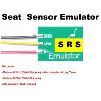Wholesale Professional SRS1 Mercedes Seat Sensor Emulator, Mercedes Car Repair Troubleshooting Tool from china suppliers