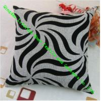 Wholesale Classic Woven Fabric Cotton Throw Pillows Cushion For Hotel , Home Decoration from china suppliers