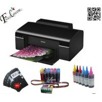 Quality Printer Machine A4 Sublimation Inkjet Printer Epson T50 for Tray / Tshirt / PVC / ID Card / CD Printing for sale
