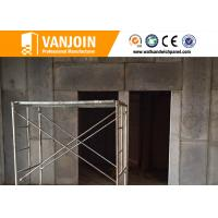 Wholesale Heat Resistant Insulated  EPS Foam Cement Sandwich Wall Panel Fire Rated from china suppliers