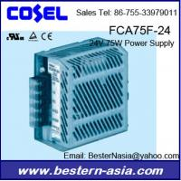 Buy cheap Cosel FCA75F-24 75W 24V power supply from wholesalers