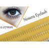 Buy cheap Pro Natural C Curl 0.12mm 8/10/12mm Black Individual False Eyelashes 3d 4d 5d Silk Eyelash from wholesalers