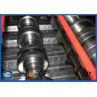Wholesale High-duty metal deck roll forming machine with convenient management system from china suppliers