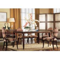 Wholesale Contemporary Dining Room Furniture Modern Rectangular 180cm Dining Table from china suppliers
