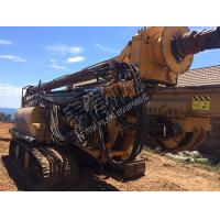 Wholesale Drilling Diameter 1.3 M Bored Pile Drilling Machine For Borehole Drilling , With CAT 320D Excavator Chassis from china suppliers