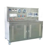 Wholesale High Power 2.2KW Filter Testing Equipment with 32L / min Oil Pump Flow from china suppliers